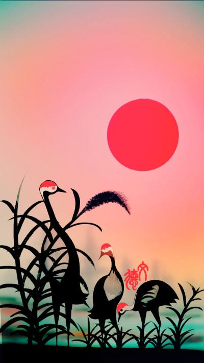 夕陽...   cnk59474   Digital Drawing   PENUP