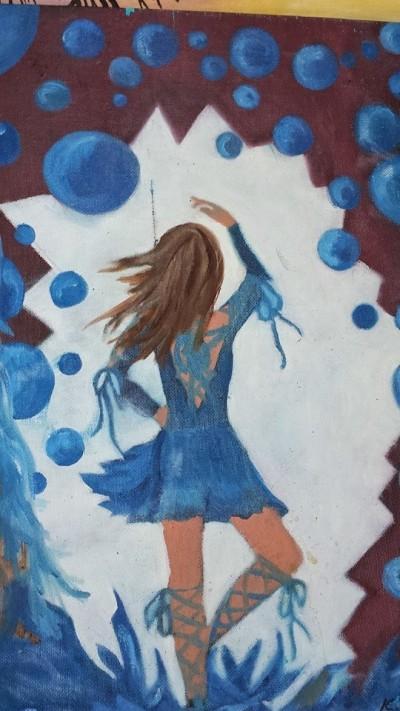 Dancing on the Water | _Katlyn_L | Digital Drawing | PENUP