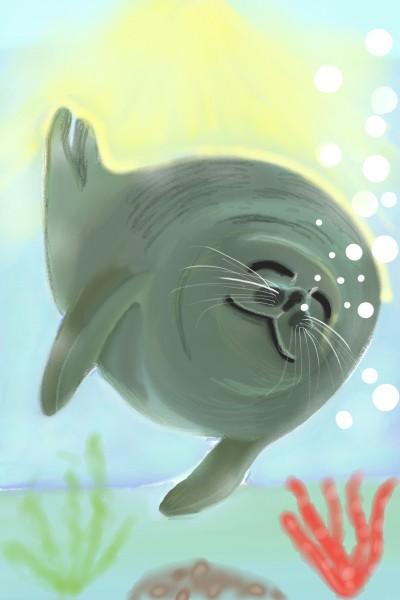 Sea linos ♡    Ivonne   Digital Drawing   PENUP