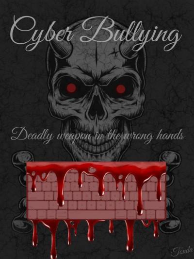 Cyber Bullying    Tonda   Digital Drawing   PENUP