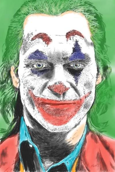 joker <Give me an advice.>   oroll   Digital Drawing   PENUP
