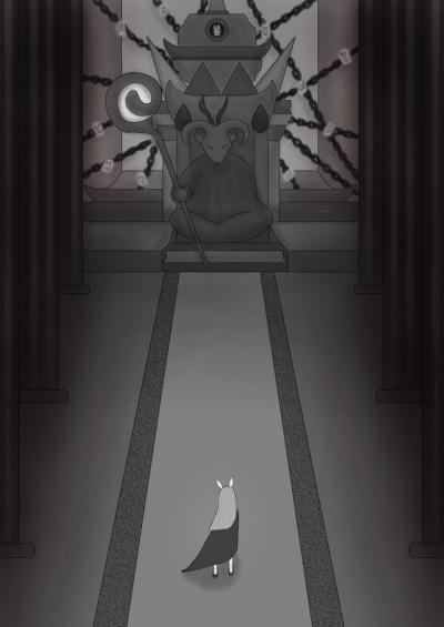 찍찍이와 토끼 | Cong.gee | Digital Drawing | PENUP
