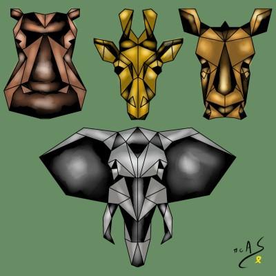 Caps de bestiar  | Carme | Digital Drawing | PENUP