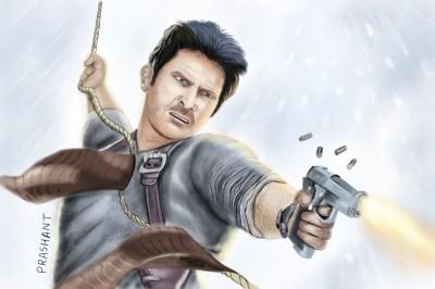 Uncharted!!! | Prashant | Digital Drawing | PENUP