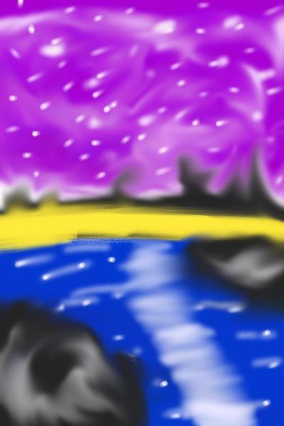 noite    kelly   Digital Drawing   PENUP