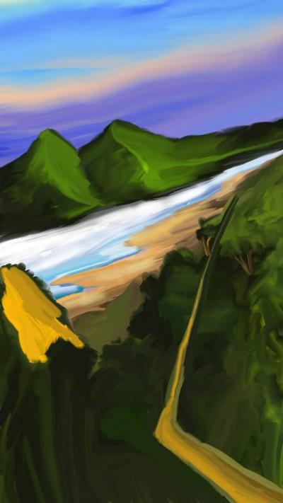 nature | Rashi | Digital Drawing | PENUP