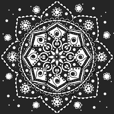 Coloring Digital Drawing | Rakellunares | PENUP