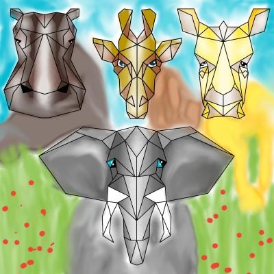 Coloring Digital Drawing | valsoares | PENUP