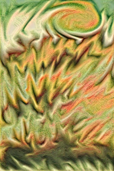 Floresta  | kelly | Digital Drawing | PENUP