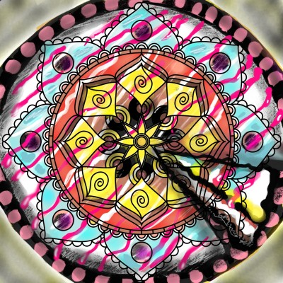 Coloring Digital Drawing | Jape64 | PENUP