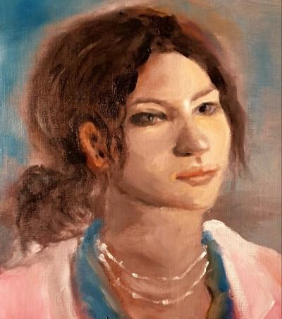 Portrait Digital Drawing | koo | PENUP