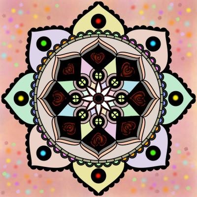 Coloring Digital Drawing | Neti | PENUP