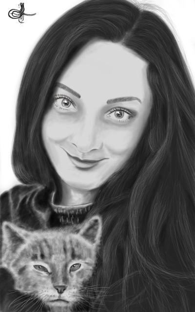 my Taekwondo friend ♡ | Erkan-Beyatli | Digital Drawing | PENUP