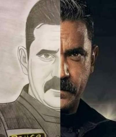 أمير كرارة | Amr.Abdelhakeem | Digital Drawing | PENUP