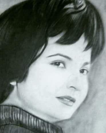 شادية رحمة الله عليها | Amr.Abdelhakeem | Digital Drawing | PENUP