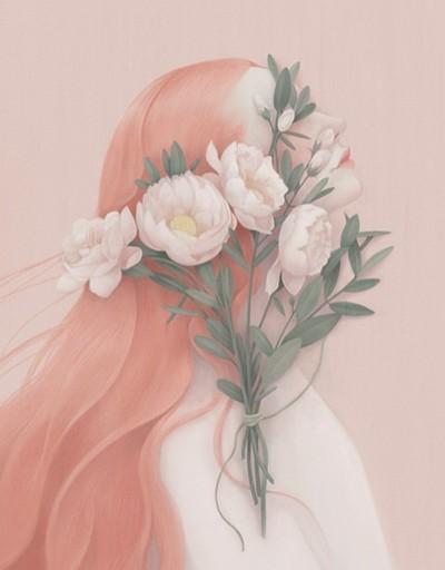 flowers  | Amr.Abdelhakeem | Digital Drawing | PENUP