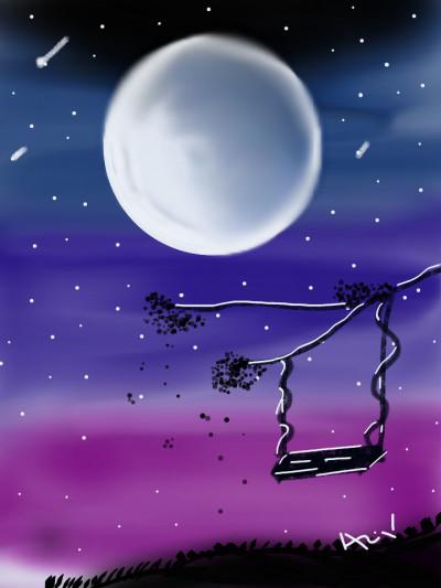 swing  | AZR | Digital Drawing | PENUP