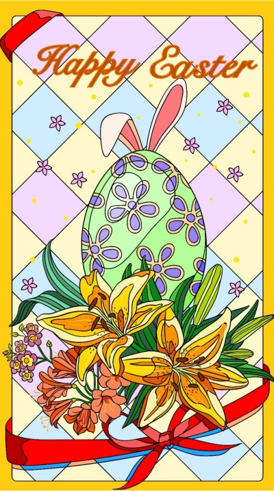 Happy Easter | Chris | Digital Drawing | PENUP