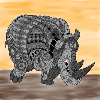 Coloring Digital Drawing   Simone   PENUP
