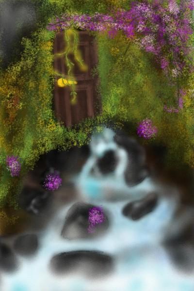 i just tried drawing a water-based thing   serenasha0   Digital Drawing   PENUP