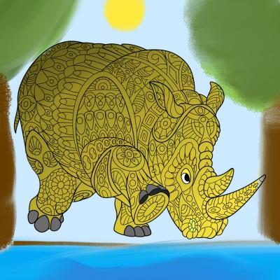 ..?? | Shreya | Digital Drawing | PENUP