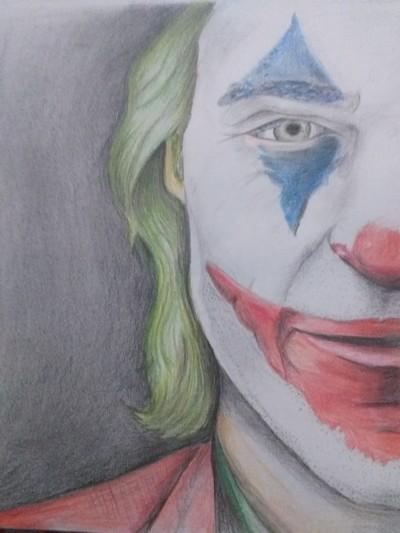 joker  | RamanLohat | Digital Drawing | PENUP