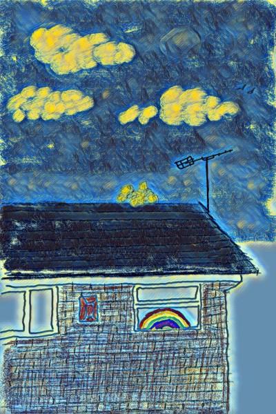 Rainbow | Maanav1983 | Digital Drawing | PENUP