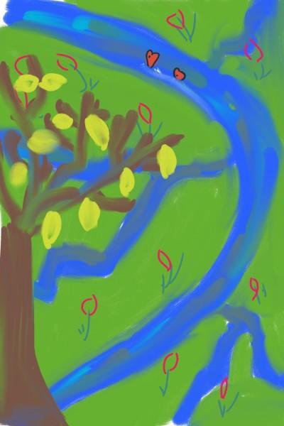 spring | Inge | Digital Drawing | PENUP