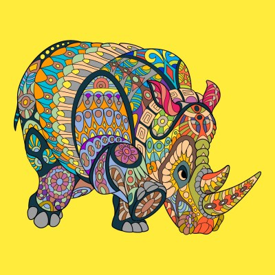 Horns  | NoName | Digital Drawing | PENUP