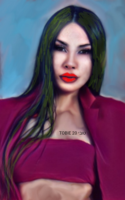 NIVA | Tobie.ISR | Digital Drawing | PENUP