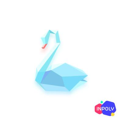 Swan | Gaycouple | Digital Drawing | PENUP