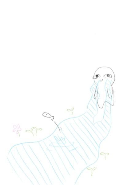 My river | BlackCaT | Digital Drawing | PENUP