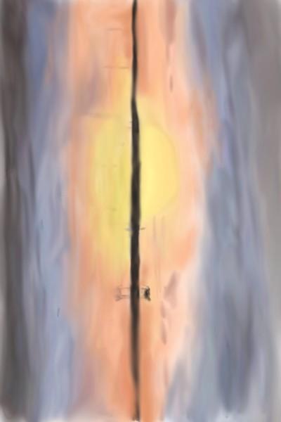 day end | JW.Lee | Digital Drawing | PENUP
