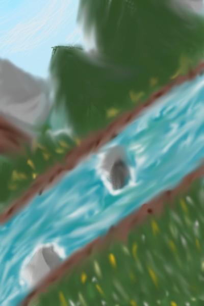 Landscape Digital Drawing | LaDonna | PENUP