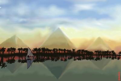 Landscape Digital Drawing   ArtNstillLife   PENUP