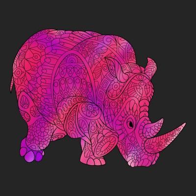 Coloring Digital Drawing   klk   PENUP