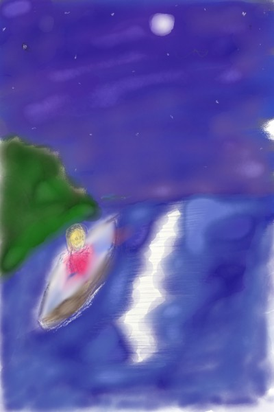 Cartoon Digital Drawing | Tigga | PENUP