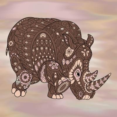 بوفالو | Sipili | Digital Drawing | PENUP