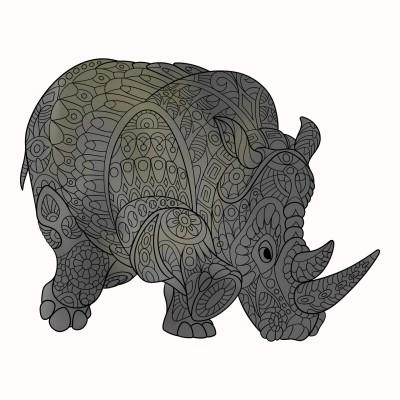 Coloring Digital Drawing | Advaith | PENUP