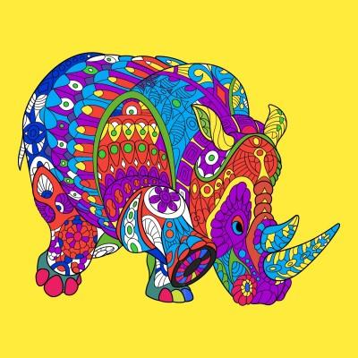 rhino real | fabian | Digital Drawing | PENUP
