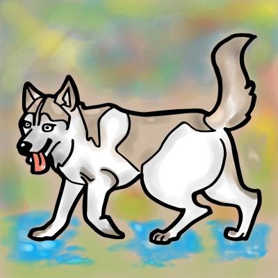 Vida Animal  | Jhlimber | Digital Drawing | PENUP