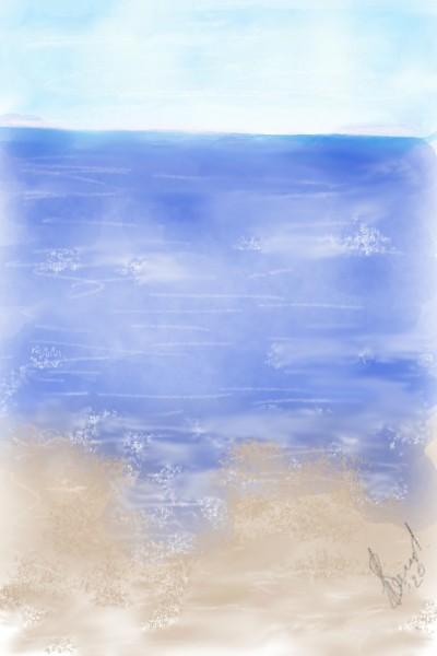 calm | sonjar | Digital Drawing | PENUP