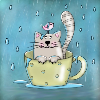 Let it rain | LindyCoetzee | Digital Drawing | PENUP