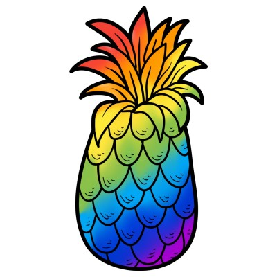 ANOTHER PINEAPPLEEEEE | Ashleedraws | Digital Drawing | PENUP