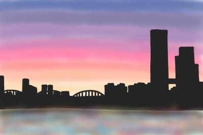 Landscape Digital Drawing | syewoni | PENUP