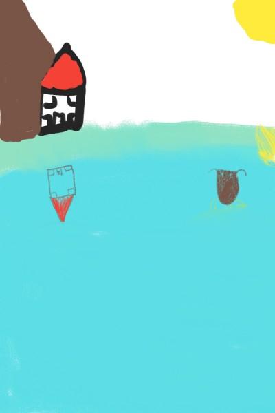 Travel Digital Drawing | ddd | PENUP