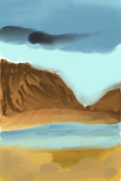 Landscape Digital Drawing | niroshan | PENUP