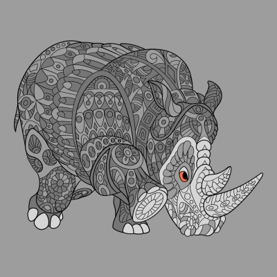 RHINO | Mickey | Digital Drawing | PENUP