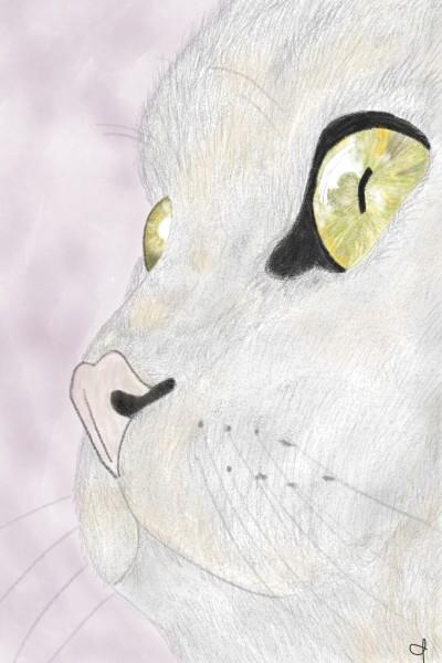 My Annabel Lee  | Enigma12 | Digital Drawing | PENUP