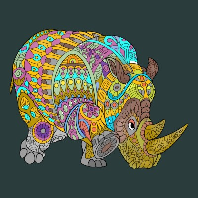 Coloring Digital Drawing | misukshin | PENUP